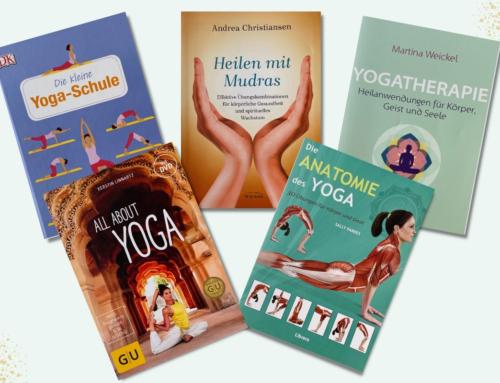 Yoga Bücher Empfehlungen